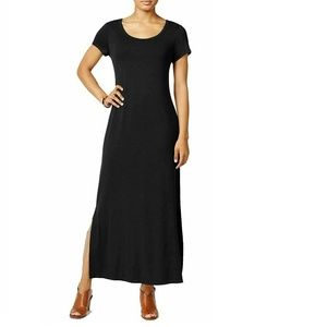 Dresses & Skirts - Style&CO Women Petite Size PP Black LG Dress 9BJ78